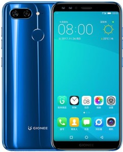 Gionee Phones and Prices in Nigeria 2019 2