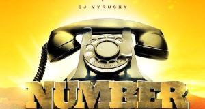 DJ Vyrusky - Number ft Kuami Eugene & Kojo Cue [AuDio]