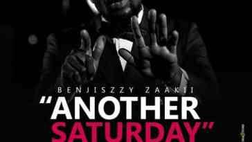 Benjiszzy Zaakii Another Saturday Video