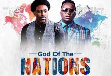 Samsong God Of The Nations