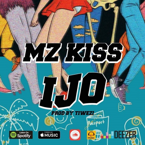 Mz Kiss Ijo Artwork