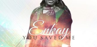 Enkay You Saved Me Artwork