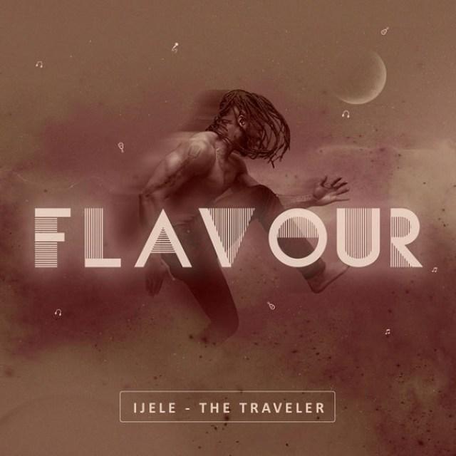 Flavour Ijele The Traveler Album Art