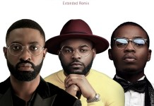 Ric Hassani Believe (Extended Remix) Artwork