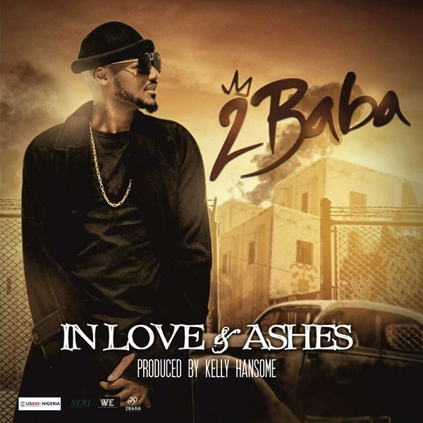 2Baba In Love and Ashes Artwork
