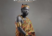 Bisa Kdei Highlife Konnect Album Artwork