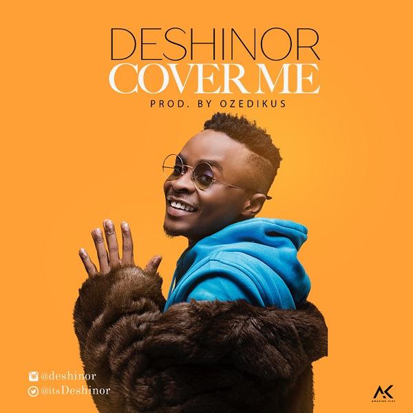 Deshinor Cover Me Artwork