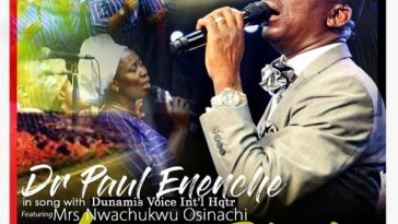 Dr Paul Enenche Nara Ekele Artwork