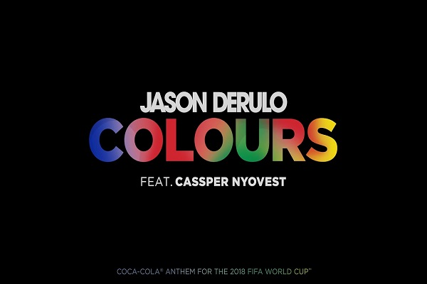 Jason Derulo – Colours ft. Cassper Nyovest