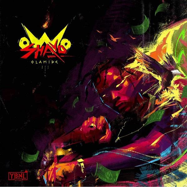 Olamide Owo Shayo Artwork