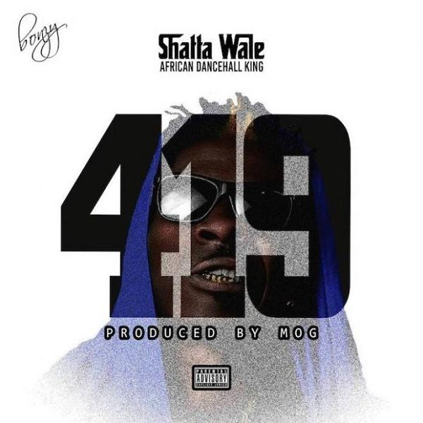 DOWNLOAD MP3: Shatta Wale – 419