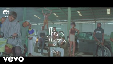 Falz This Is Nigeria Video