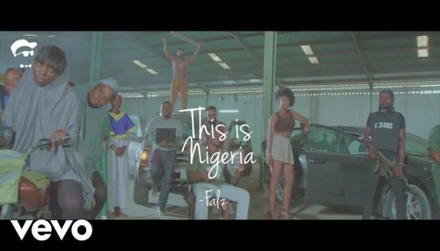 THIS IS NIGERIA FALZ