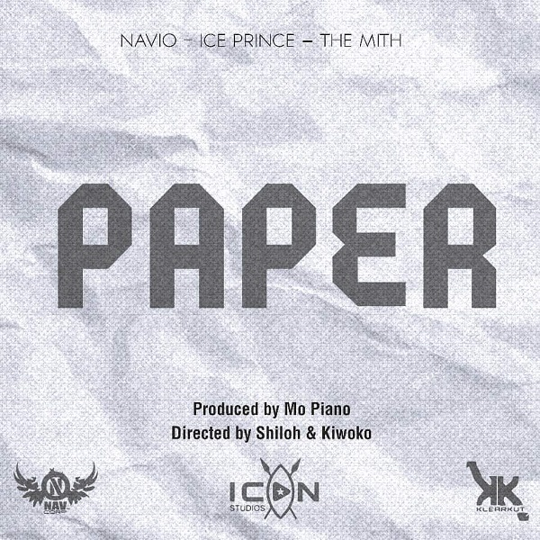 Navio Paper Artwork