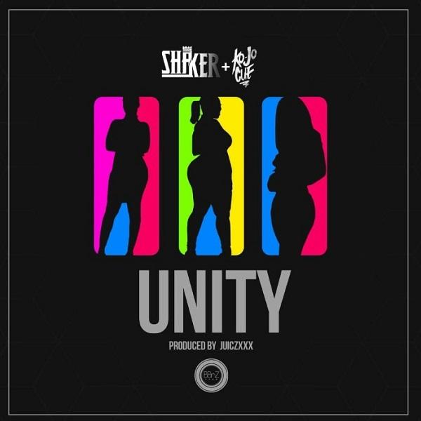 Ko-Jo Cue & Shaker Unity Artwork