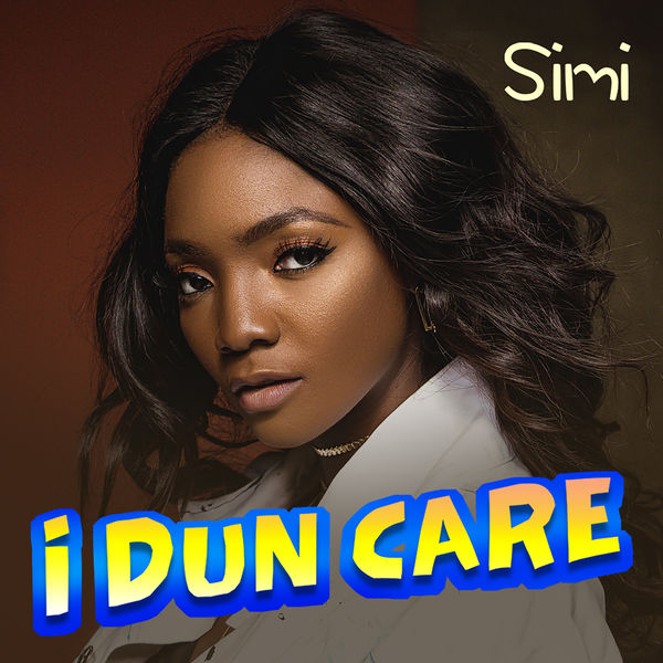 Simi I Dun Care Artwork