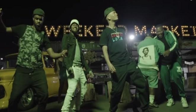 DJ Capital Skebe Dep Dep (Remix) Video
