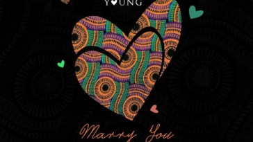Danny Young Marry You Artwork