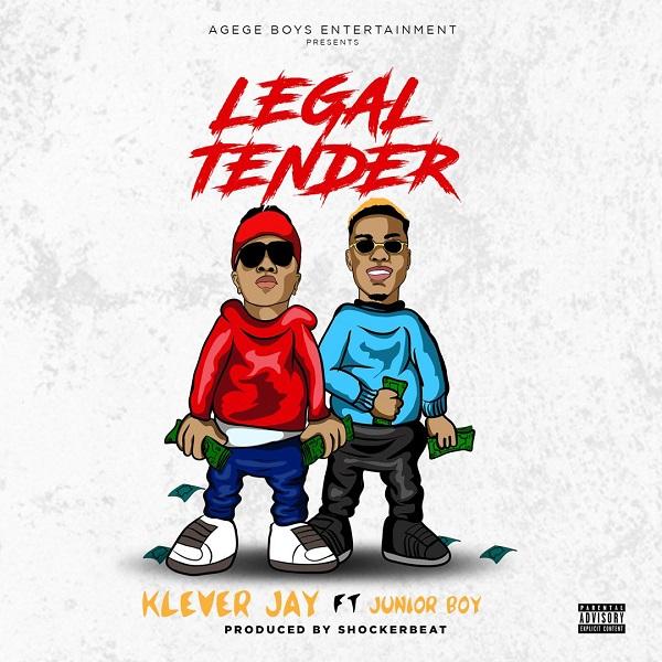 Klever Jay Legal Tender Artwork