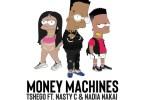 Tshego Money Machines Artwork