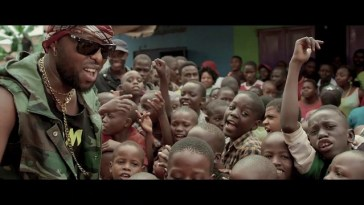 Eddy Kenzo Ghetto Video