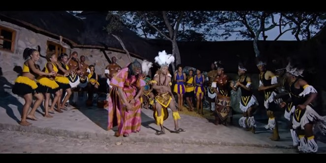 Jah Prayzah Ndoenda Newe Video