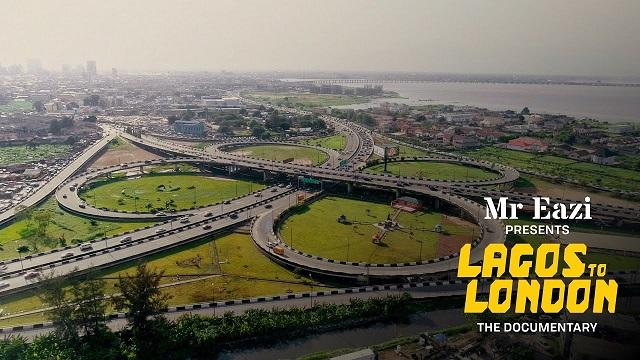 Mr Eazi Lagos To London (Documentary)