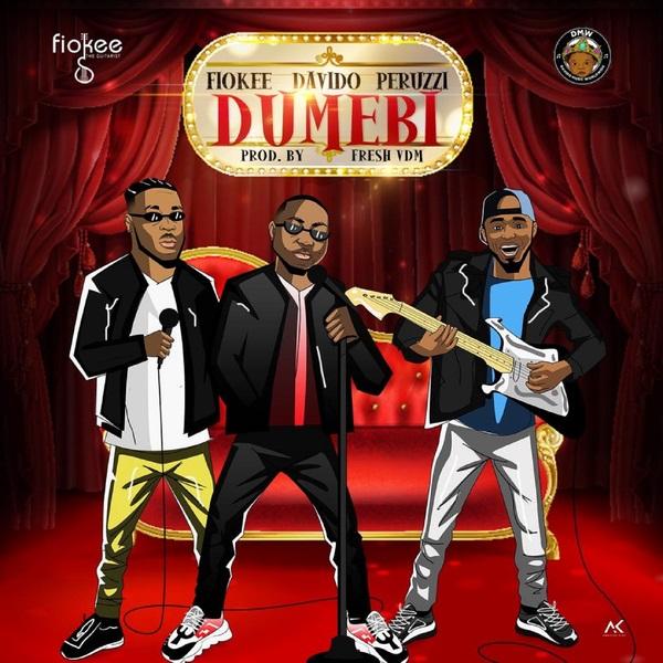 "Fiokee – ""Dumebi"" ft. Davido, Peruzzi"