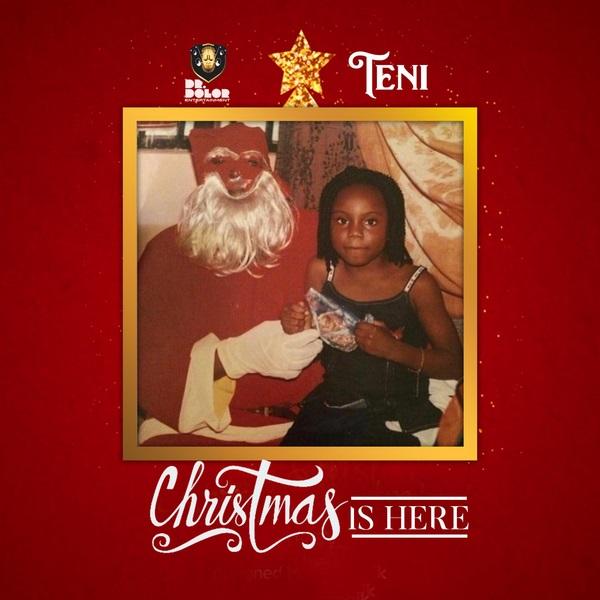 "Teni – ""Christmas Is Here"""