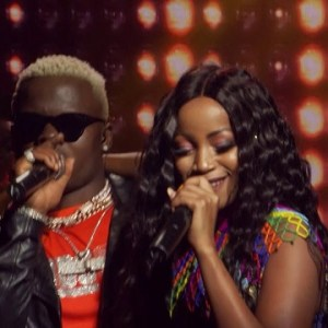Sheebah & Harmonize Follow Me