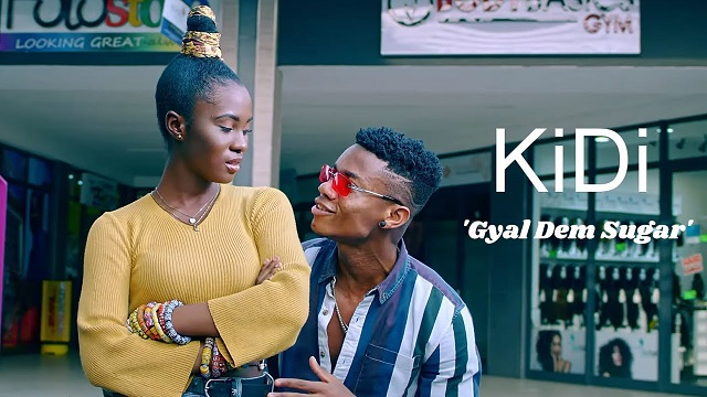 KiDi Gyal Dem Sugar Video