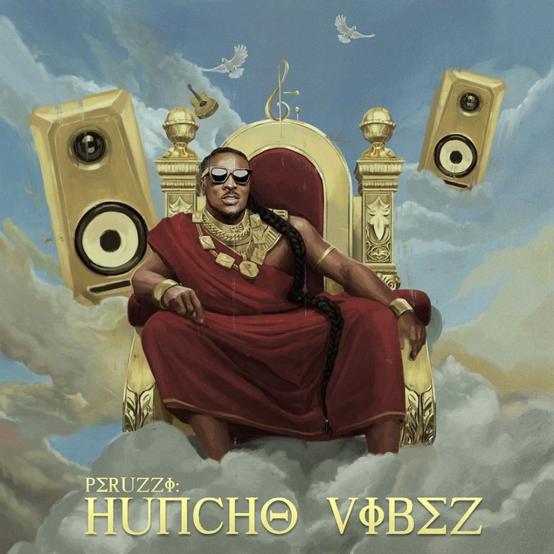 Peruzzi Huncho Vibes Album Artwork