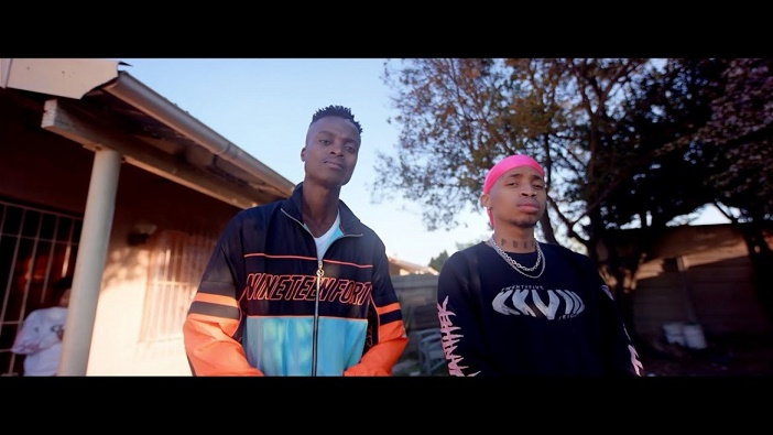 Tshego No Ties video