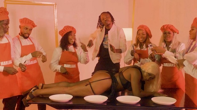 Naira Marley Isheyen Video