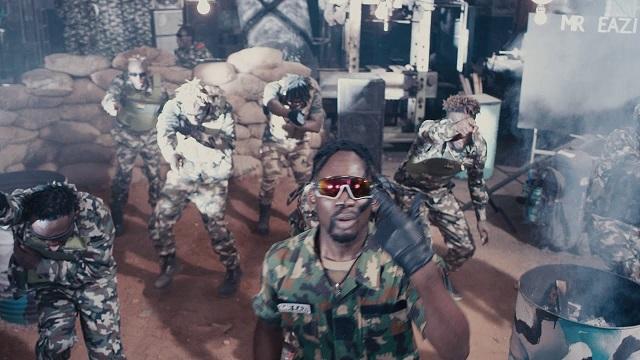 Mr Eazi Kpalanga Video