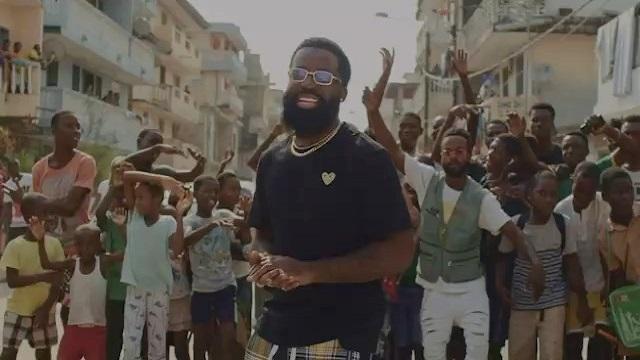 Afro B Amina (Remix) Video