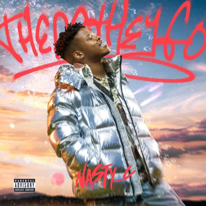 Nasty C There They Go Art