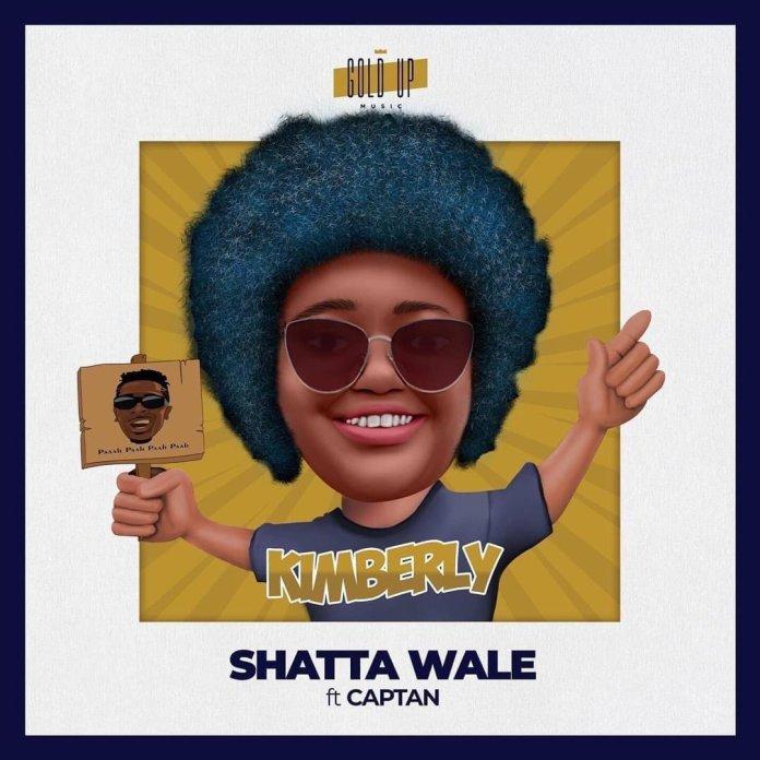 Shatta Wale Kimberly