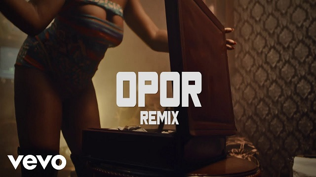 Rexxie Opor (Remix) Video