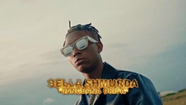 Bella Shmurda Dagbana Orisa Video