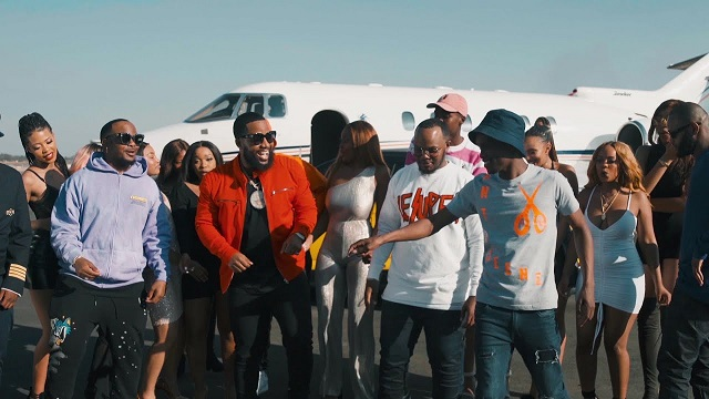 Major League Le Plane E'Landile Video