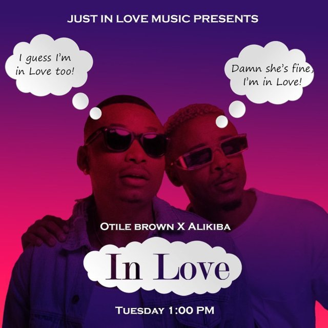 Otile Brown Ft. Alikiba – In Love