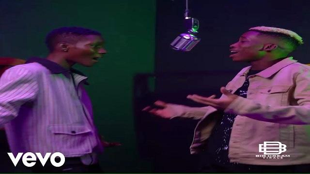 Lil Frosh Omo Ologo video