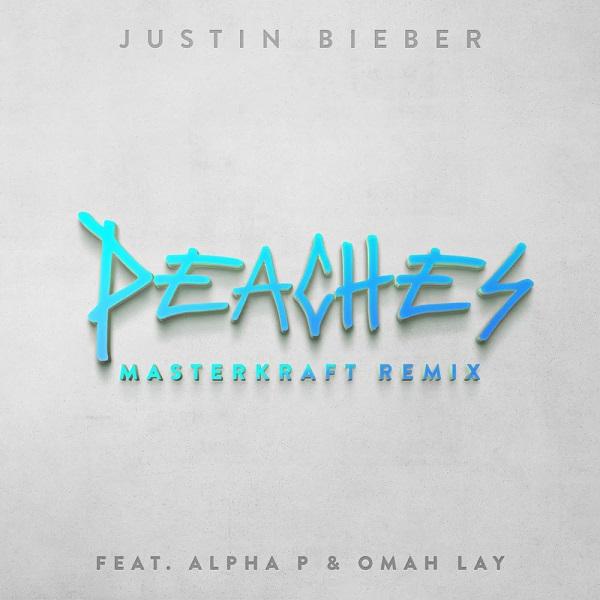 Justin Bieber – Peaches (Masterkraft Remix) ft. Omah Lay, Alpha P
