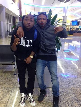 0C098A0D ACA3 472D A099 4B15BE318DCA - ENTERTAINMENT: Producer, Shizzi Invites Davido And Wizkid To The Studio For A Collaboration