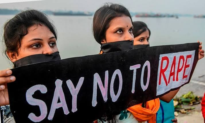 Woman fighting for her life after she was beaten, gang raped and left hanging naked from an electricity pole in India