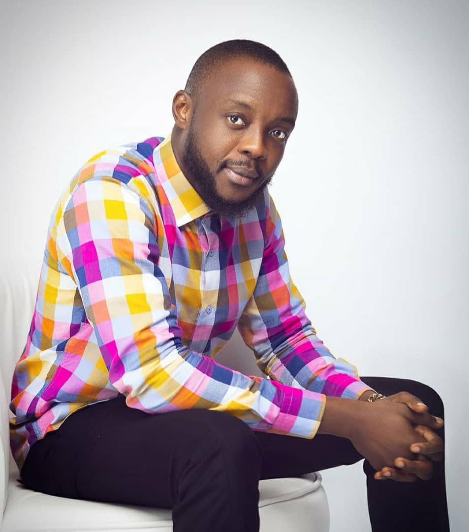 Actor, Ogbolor, harps on the importance of checking out someone