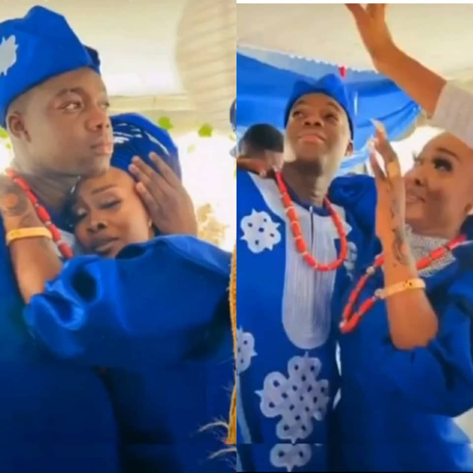 60b1dbb510c59 - Instagram comedian, Cute Abiola, ties the knot with his girlfriend (photos/videos)