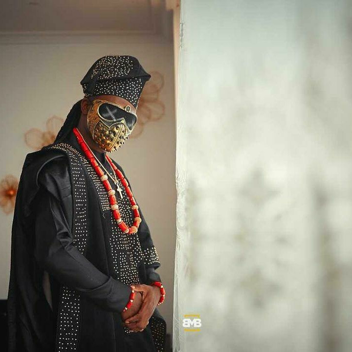 60c4dc2ccc3c9 - First photos and videos from Toyin Lawani's traditional wedding