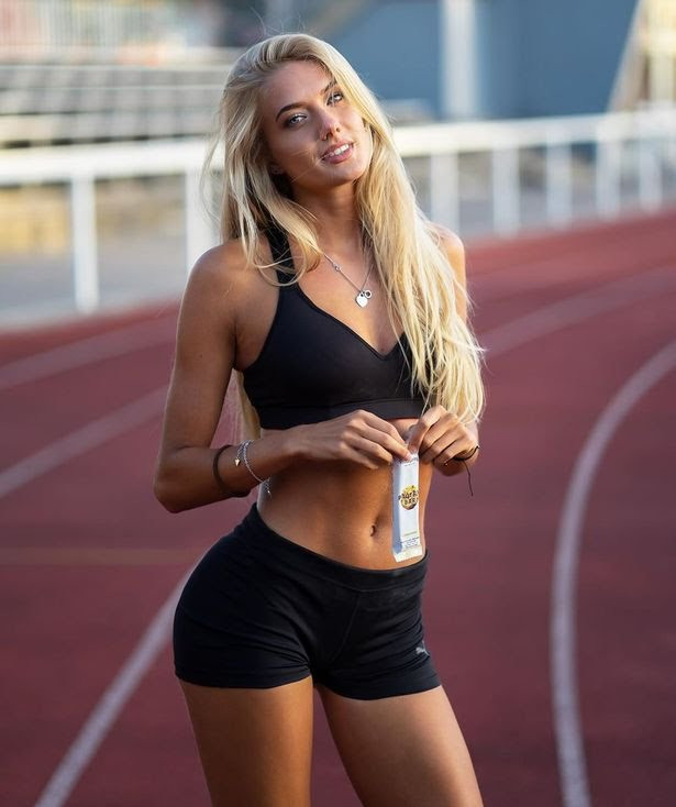 61264ec4efd68 - 'World's Sexiest Athlete' Alica Schmidt announces she's 'taking a break' from the sport after she was banned from Olympics